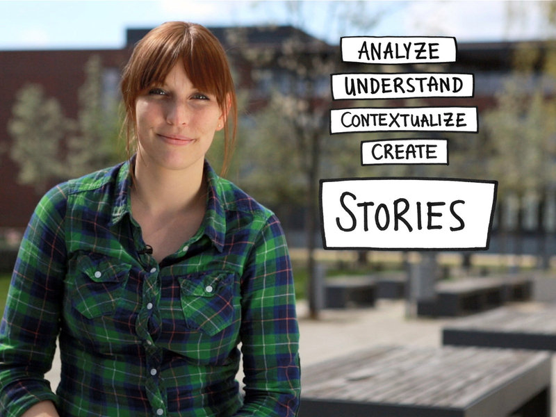 The Future of Storytelling - Open Online Course