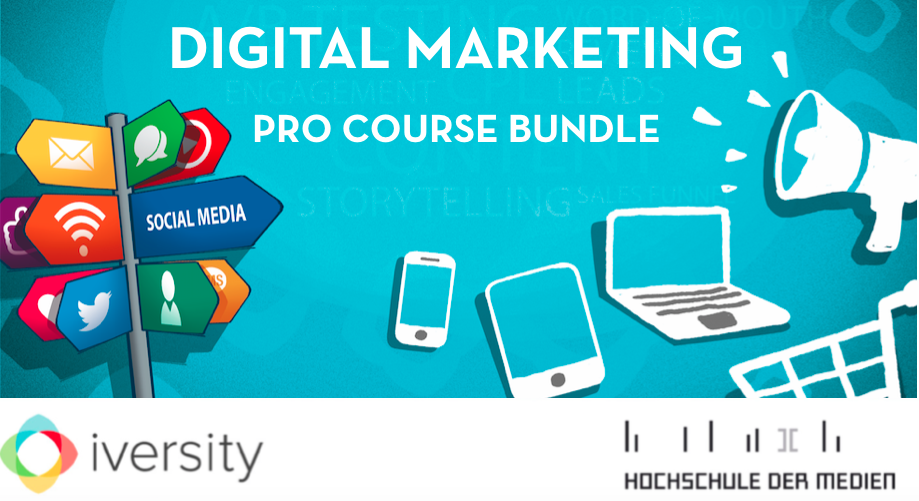 Digital marketing iversity for Digital marketing materials