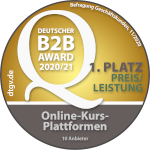 Deutscher B2B award 2020/2021